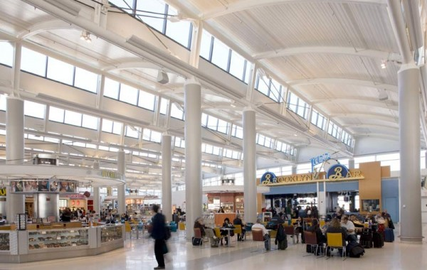 Continental Airlines Terminal C