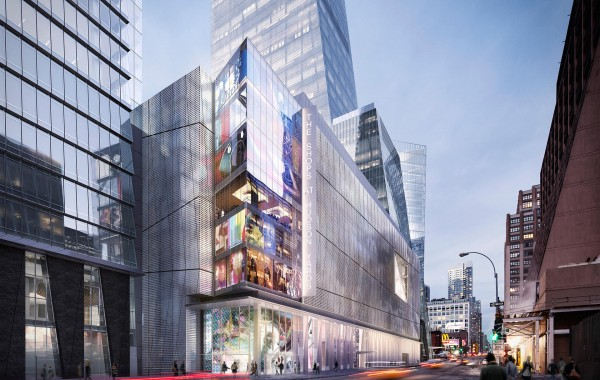 Hudson Yards Retail Podium