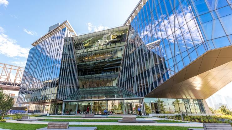 Cornell Co-Location Building