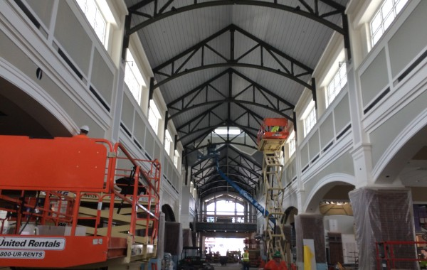 Market Hall at Woodbury Commons Outlets