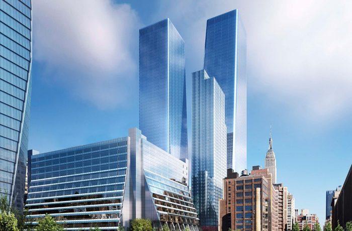 Manhattan West – Northwest Tower